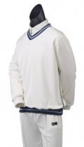 GM TEKNIK LONG SLEEVE SWEATER JUNIOR NAVY/SKY