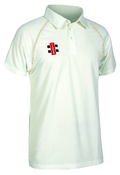 ALCC Gray Nicolls Matrix Short Sleeved Shirt Snr