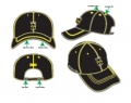 Bates Cottages CC Zoo Sport Cap