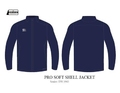 Stocksfield CC Canterbury Pro Softshell
