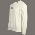 Stocksfield CC Canterbury Long Sleeve Sweater Senior